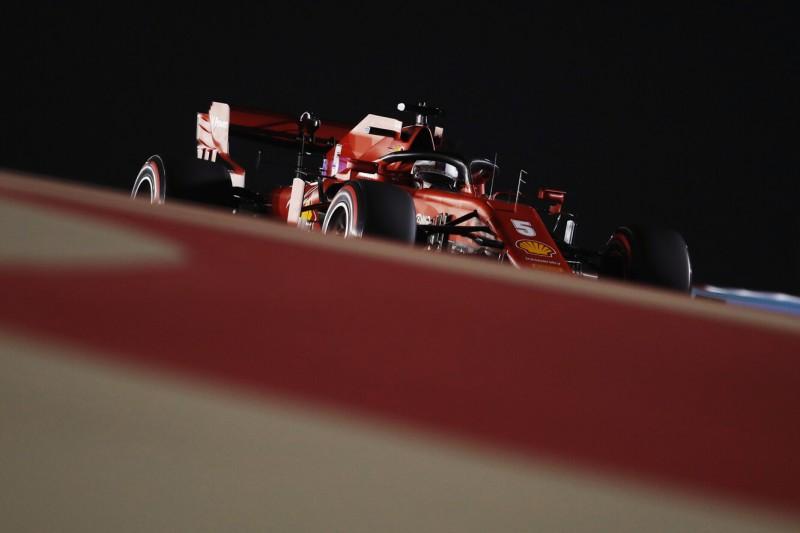 """Sebastian Vettel: """"Auf dem Papier nicht die beste Strecke für uns"""""""