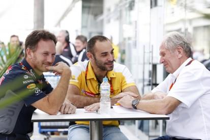 Überraschende Wende pro Red Bull: Nach Ferrari kippt auch Renault!