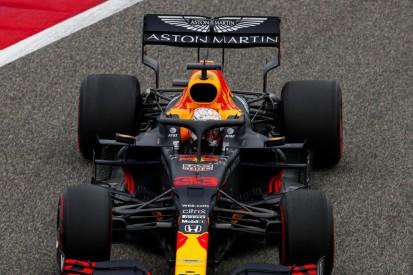 F1-Training Bahrain 2020: Verstappen schneller als Mercedes
