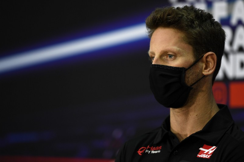 """Romain Grosjean: """"Ein bisschen traurig"""", wie es mit Haas zu Ende geht"""