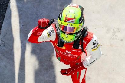 Warum Mick Schumachers Aufstieg in die Formel 1 noch dauert