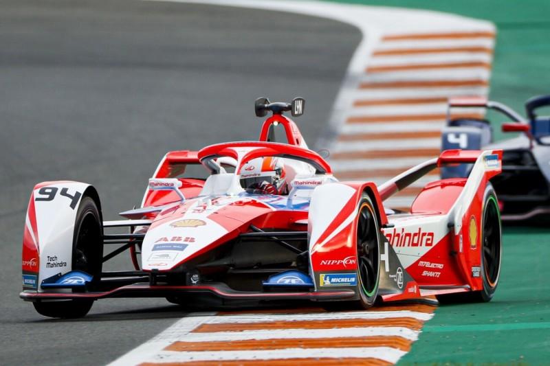 Formel-E-Test Valencia 2020: Bestzeit für Lynn - Müller gewinnt Testrennen