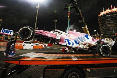 Defekt geklärt: Darum wird Perez zum tragischen Helden von Bahrain