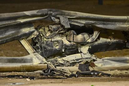 Masi über Grosjean-Crash: Energie hat beim Aufprall die Leitplanke zerstört