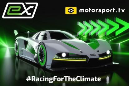 Neue E-Sport-Meisterschaft World eX startet bei Motorsport.tv