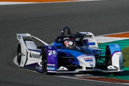 Formel-E-Test Valencia 2020: Maximilian Günther schließt mit Bestzeit ab