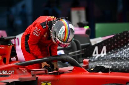 Sebastian Vettel versteigert Istanbul-Helm für den guten Zweck