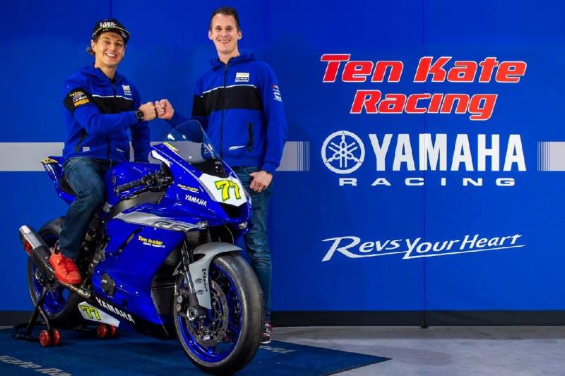 Dominique Aegerter wechselt 2021 zu Ten-Kate-Yamaha in die Supersport-WM