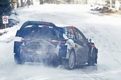 WRC Rallye Monza 2020: FIA erlaubt den Einsatz von Winterreifen