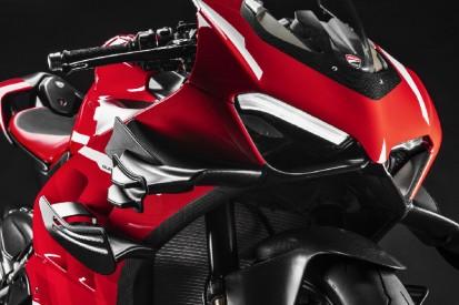 Ducati Panigale V4R: XXL-Winglets der Superleggera auch für die WSBK reizvoll