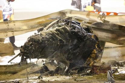 Grosjean-Crash: Keine Hinweise auf Explosion der ERS-Batterie