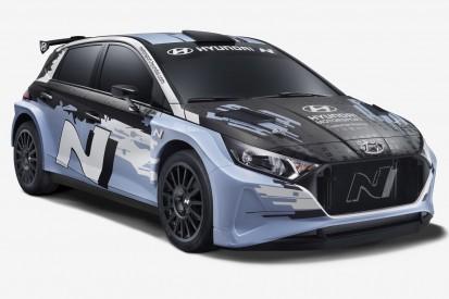 Neues Rallye-Auto 2021: Hyundai Motorsport präsentiert i20 N Rally2