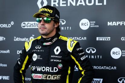 "Renault bedankt sich für Kulanz bei Alonsos ""Young-Driver""-Test"