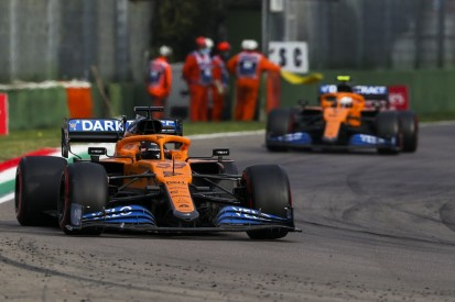 Carlos Sainz: Würde eine Teamorder zum Wohle McLarens akzeptieren