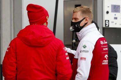 """Sebastian Vettel über Mick Schumacher: """"Bin immer noch ein Michael-Fan!"""""""