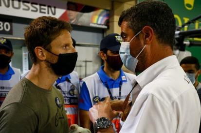 Formel-1-Liveticker: Romain Grosjean: Ich war ein laufender Feuerball!