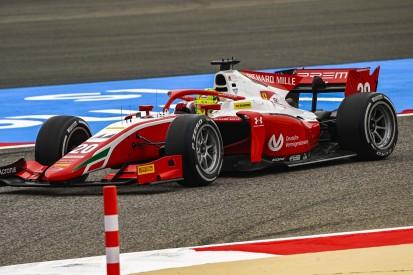 Formel-2-Finale Bahrain 2020: Mick Schumacher im Training klar vor Ilott
