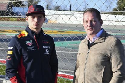 Max Verstappen träumt weiter von Le-Mans-Start mit Vater Jos
