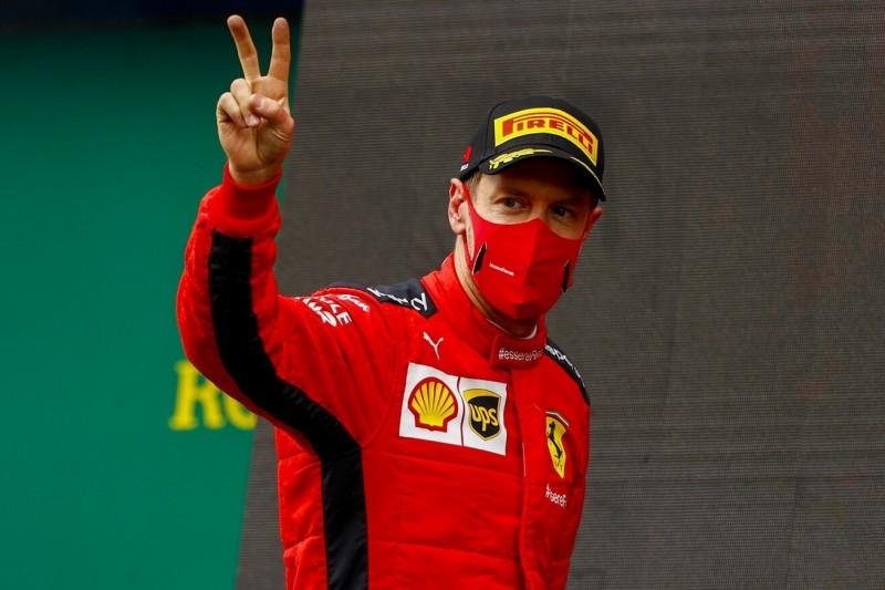 "Sebastian Vettel: ""Aufwärtstrend war schon vor Istanbul da"""