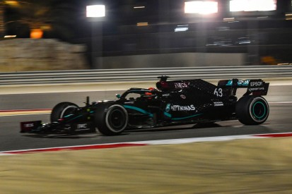 """F1-Freitag Bahrain: George Russell """"noch zwei Zehntel von Bottas weg"""""""