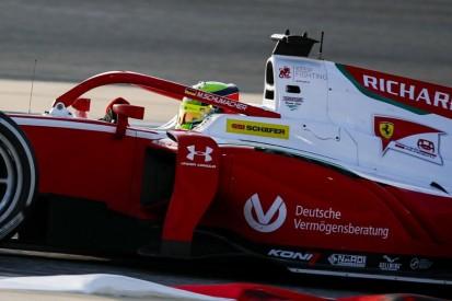 Rechenspiele: So wird Mick Schumacher am Sonntag Formel-2-Meister
