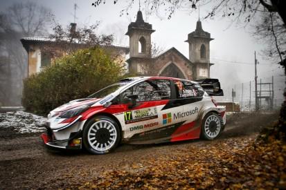 WRC-Titel 2020 für Sebastien Ogier mit Sieg bei Rallye Monza