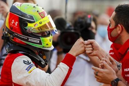 Mick Schumacher: Formel-1-Vorbereitung wichtiger als Meisterparty