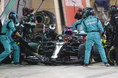 Kommissare gnädig: 20.000 Euro Strafe für Mercedes nach Boxenpanne