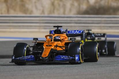 """Carlos Sainz: """"Ein McLaren kann einen Mercedes halt nicht überholen ..."""""""