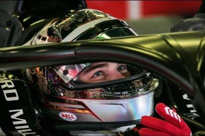 Mick Schumachers Kartrivale David Beckmann testet in Bahrain Formel 2