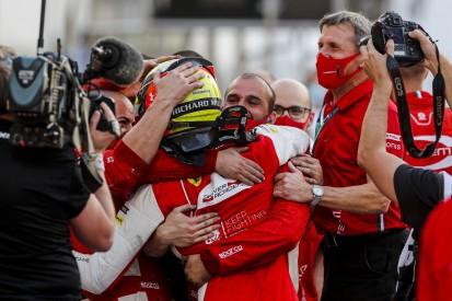 Mick Schumacher: Beziehung zum Team war Schlüssel zum Erfolg