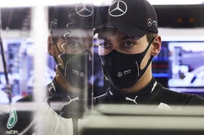 Formel-1-Liveticker: Das stand in Russells PowerPoint-Präsentation für Mercedes