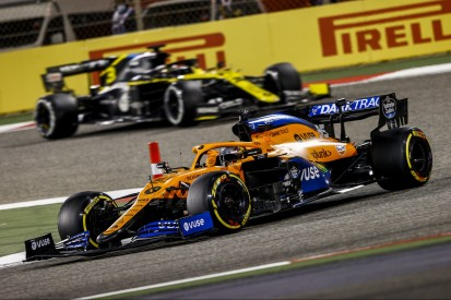 """McLaren: Späte Safety-Car-Phase bremste Carlos Sainz """"auf der Jagd"""" aus"""