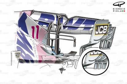 F1-Technik 2020: Die Abtriebsfrage beim Sachir-Grand-Prix