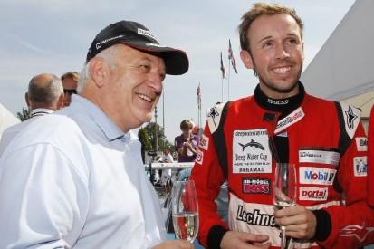 """""""Ein ganz toller Freund"""": DTM-Champion Rast trauert um Mentor Walter Lechner"""