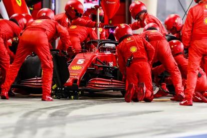 Formel-1-Liveticker: Ferrari verrät Grund für langsame Boxenstopps 2020
