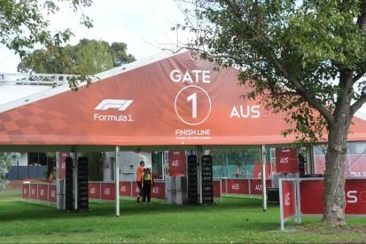 Melbourne bereitet sich auf F1-Biosphäre beim Saisonauftakt 2021 vor