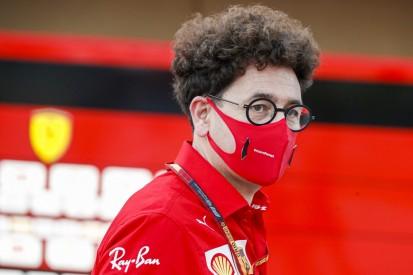 Krank nach Italien: Ferrari in Abu Dhabi wieder ohne Mattia Binotto