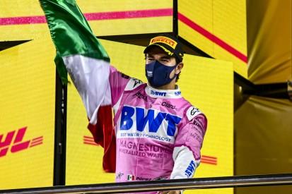 Sergio Perez: Glückwünsche von Helmut Marko