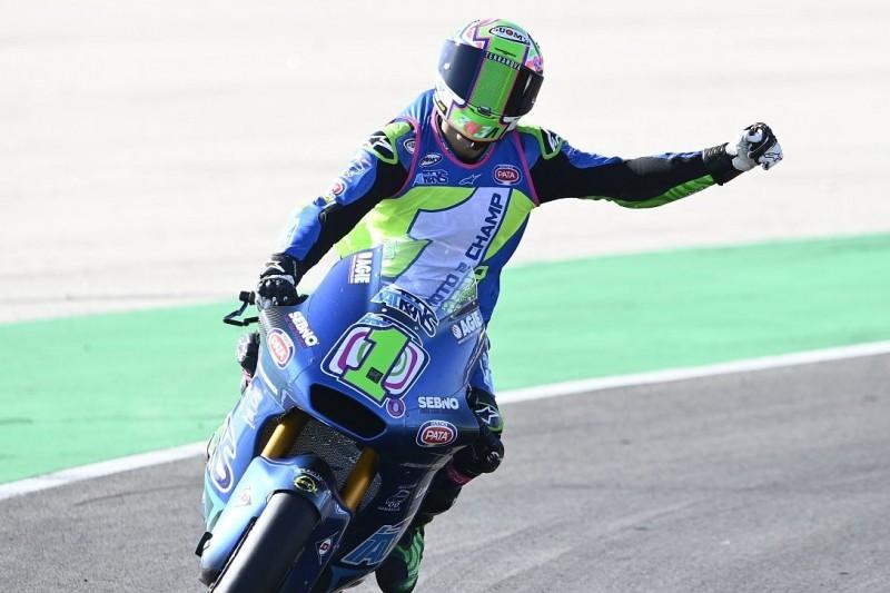 "Moto2-Weltmeister Enea Bastianini: ""In der MotoGP fahre ich gegen Idole"""