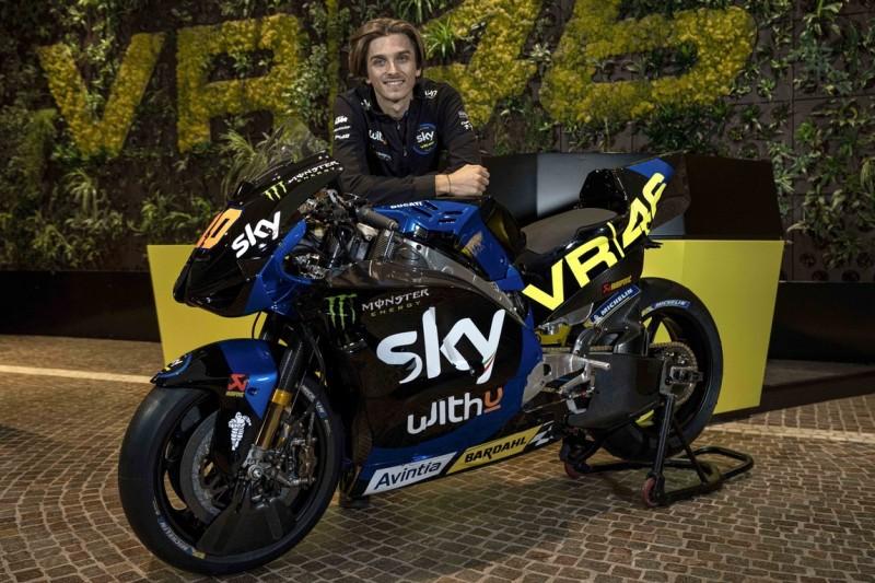Erste VR46-Lackierung in der MotoGP: Luca Marinis Ducati für 2021 präsentiert