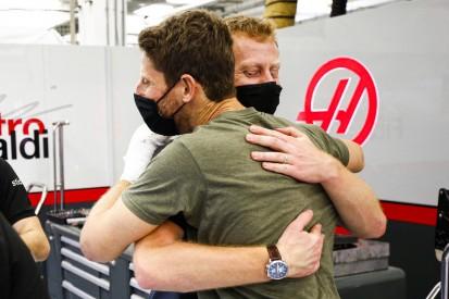 Haas: Kein Abschiedstest für Romain Grosjean möglich