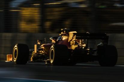 Manko des neuen Pirelli-Prototypen: Balanceverschiebung mitten in der Kurve
