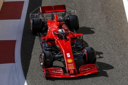 2021er-Unterboden getestet: Vettel hilft bei Entwicklung des neuen Ferrari