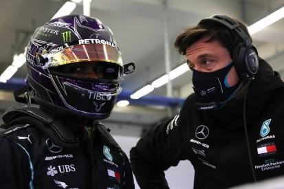 """Formel-1-Liveticker: Wolff will bei Hamilton-Zukunft """"nichts ausschließen"""""""