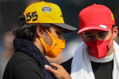 Carlos Sainz: Ferrari scheint nicht gerade ein Menschenfresser zu sein