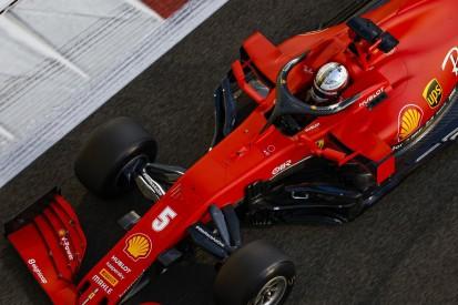 """Sebastian Vettel: """"Bin erleichtert, dass es zu Ende ist"""""""