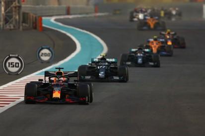 """Max Verstappen """"zu schnell"""" für Mercedes in Abu Dhabi"""