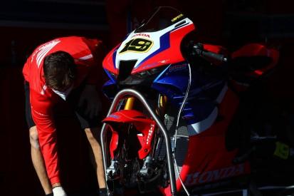 """Alvaro Bautista über Honda Fireblade RR-R: """"Sind bei 70 oder 75 Prozent"""""""
