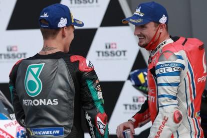 Jack Miller grübelt: Sitzt der nächste Fabio Quartararo auf einer Ducati?